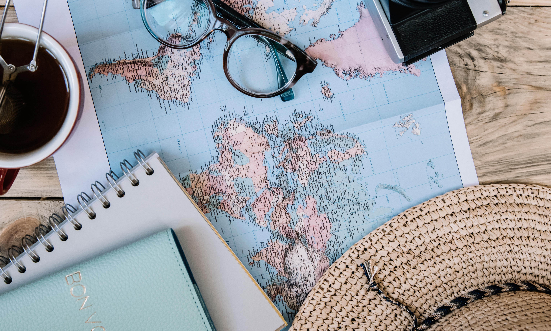 Salmon Voyages, carte du monde, séjour personnalisé
