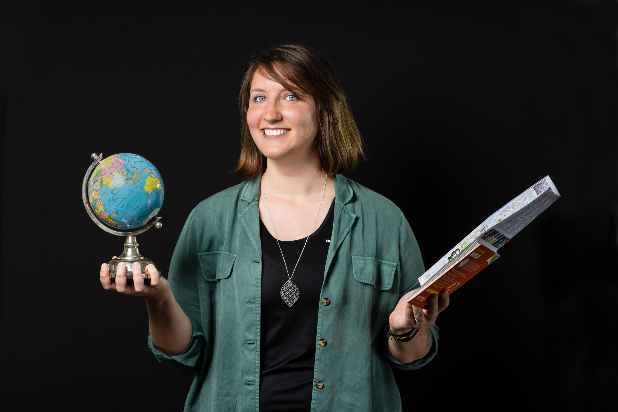 Claire, Salmon Voyages, travel planner