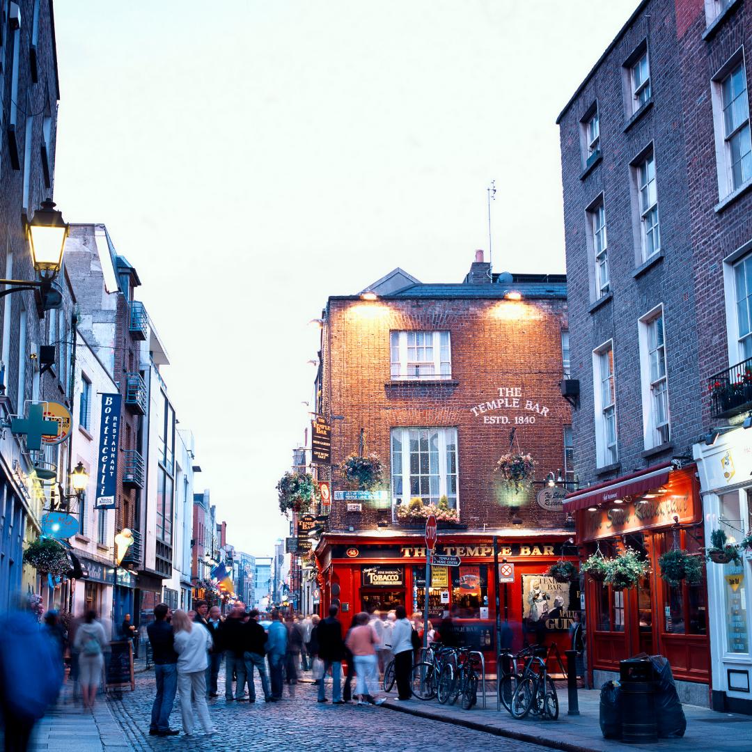 Voyage à Dublin, Salmon Voyages, coup de coeur voyage