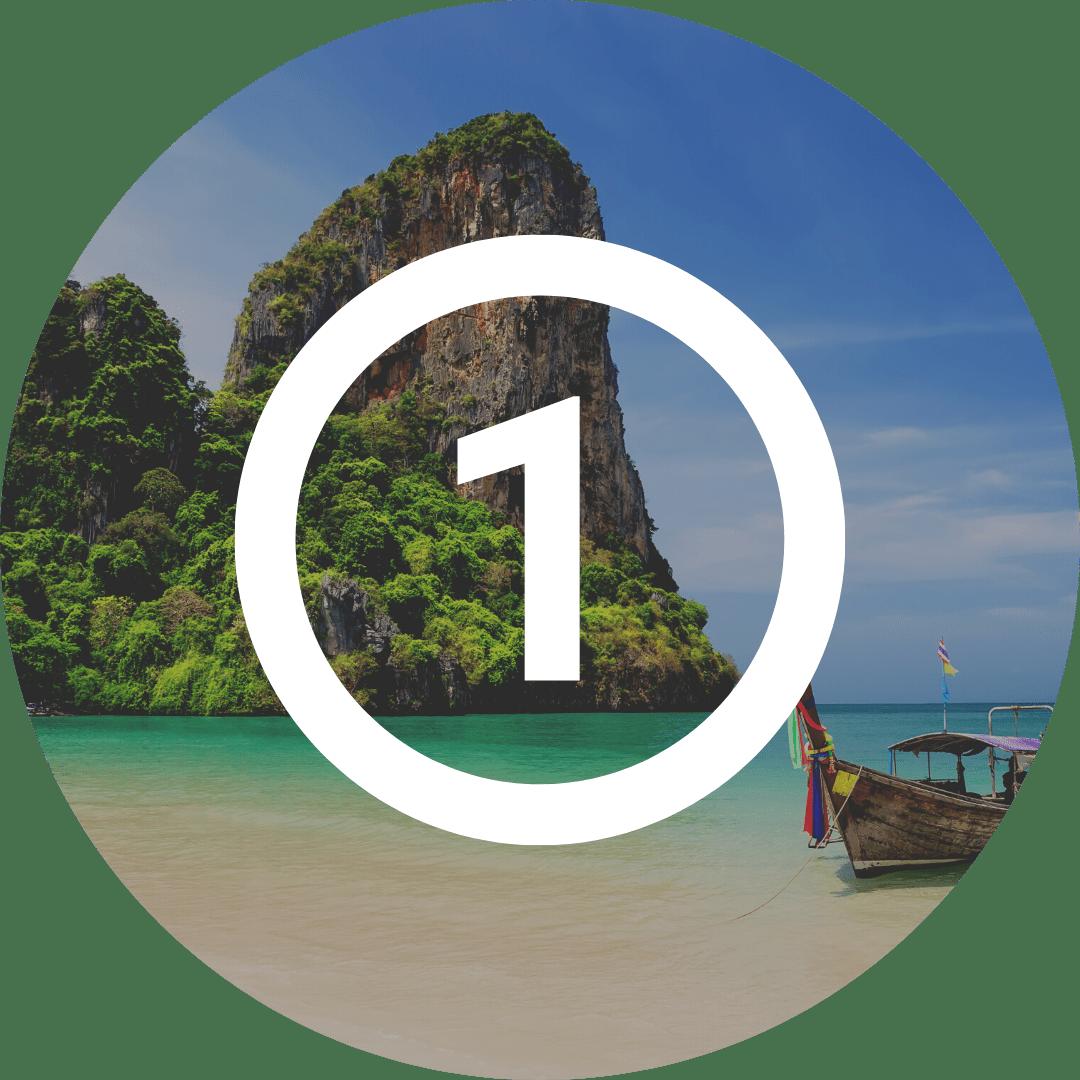 Thaïlande, Salmon Voyages, séjour personnalisé, parrainage voyage
