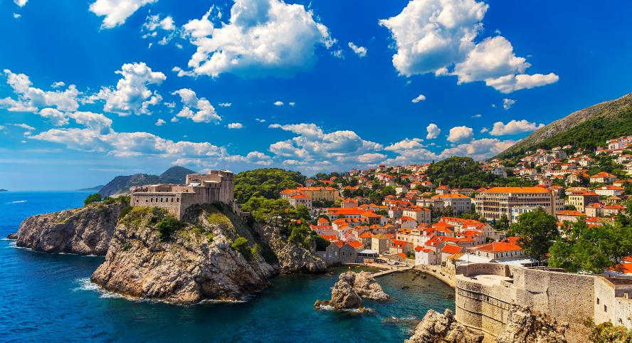 Croatie, partir en Europe