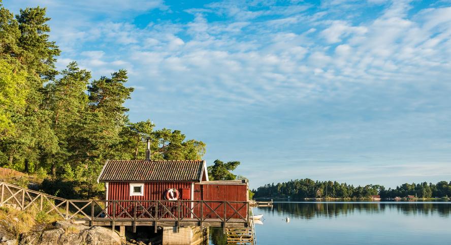 Suède, partir en Europe